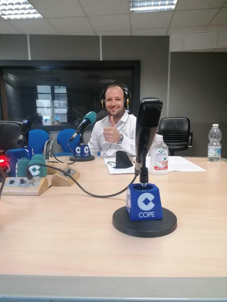 Cadena Cope Sevilla Abocón
